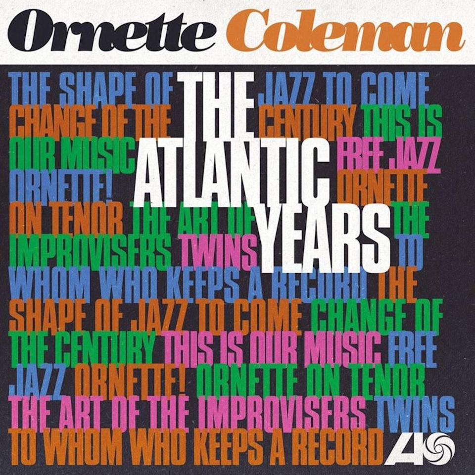 <p>Between 1959 and 1961, the legendary saxophonist/composer released an incredible six studio albums on Atlantic Records that helped usher in the avant-garde, free jazz movement. Those recordings, including more than two hours of session outtakes, are compiled in this 10-LP boxed set featuring newly remastered audio by John Webber at AIR Studios. Since several of these titles have been long out of print on vinyl, this is a must-have for jazz aficionados. </p>