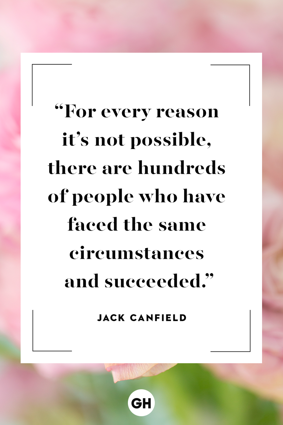 <p>For every reason it's not possible, there are hundreds of people who have faced the same circumstances and succeeded.</p>