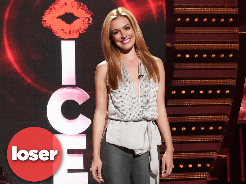 "<b>LOSER: ""The Choice"" (Fox) </b><br><br>And America chooses… none of the above. Fox wasted a lot of airtime promoting this airheaded celebrity dating show, where D-listers sit in ""Voice""-style spinning chairs and pick a date without seeing them first. (It's like ""The Dating Game"" meets a thin issue of Us Weekly.) But not even such luminaries as The Situation and Rob Kardashian could tempt viewers into tuning in; the premiere's 4.2 million viewers shrank to just 2.9 million last week. As for host Cat Deeley, as long as she keeps charming us on ""So You Think You Can Dance,"" we'll just pretend this never happened."