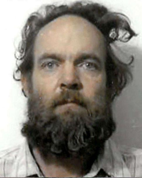 PHOTO: Terry Rasmussen poses as 'Bob Evans' in an arrest photo from 1985. (New Hampshire Dept. of Justice)
