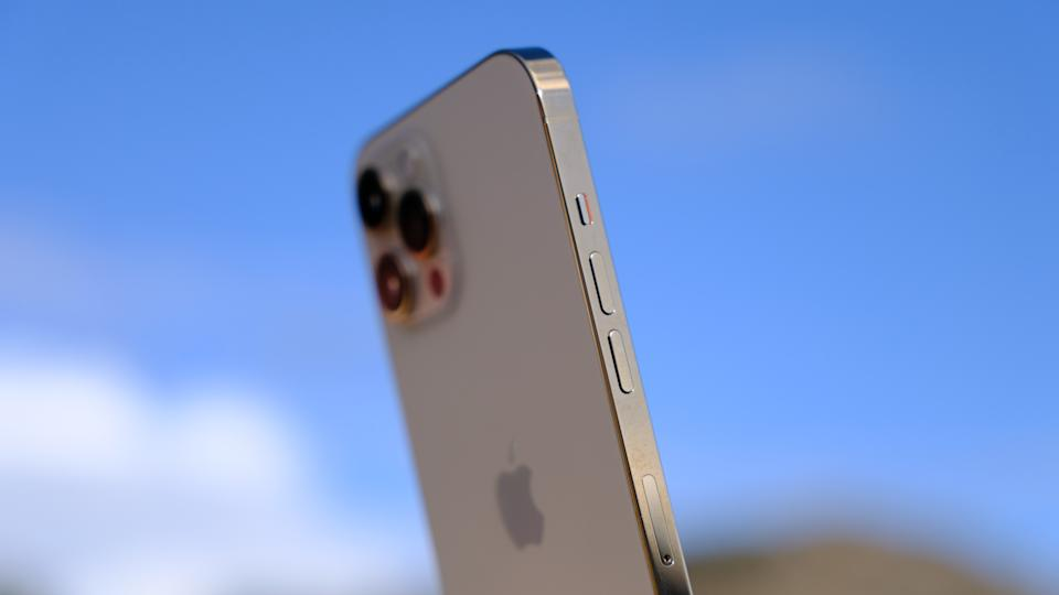 Apple iPhone 12 Pro Max review photos