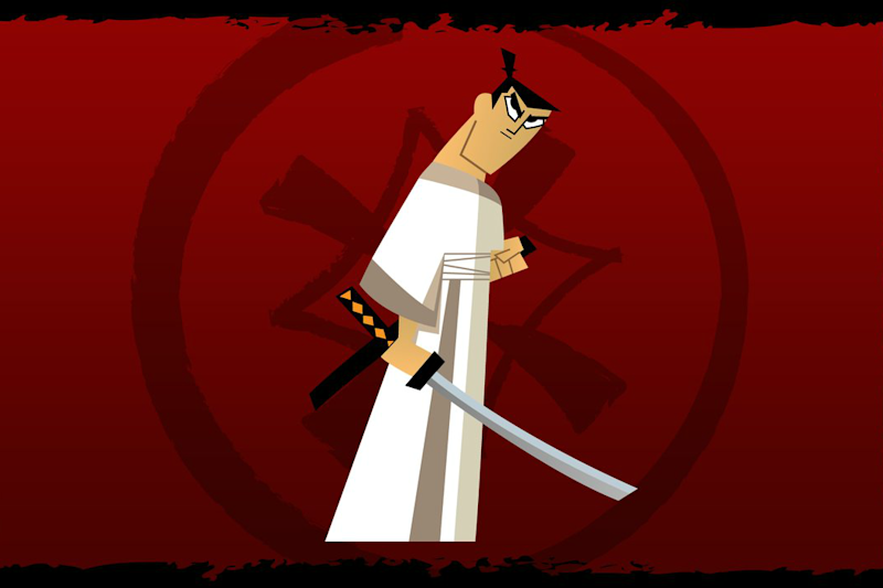 Samurai Jack will bring his quest back to Cartoon Network in 2016