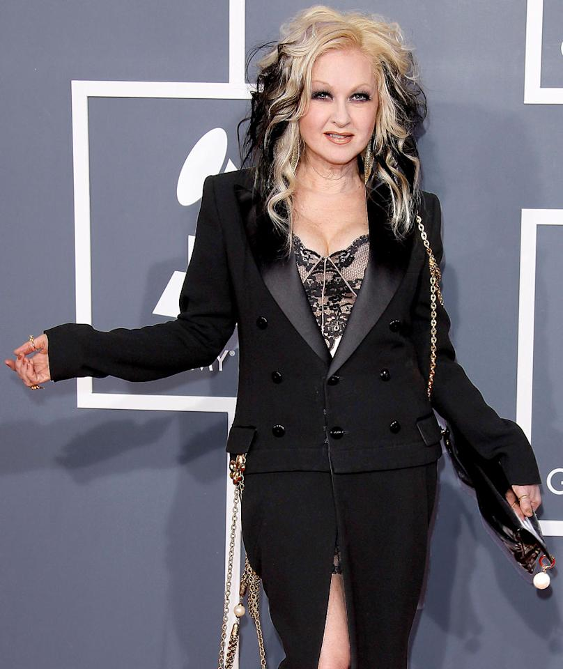 Cyndi Lauper turns 59 on June 22.