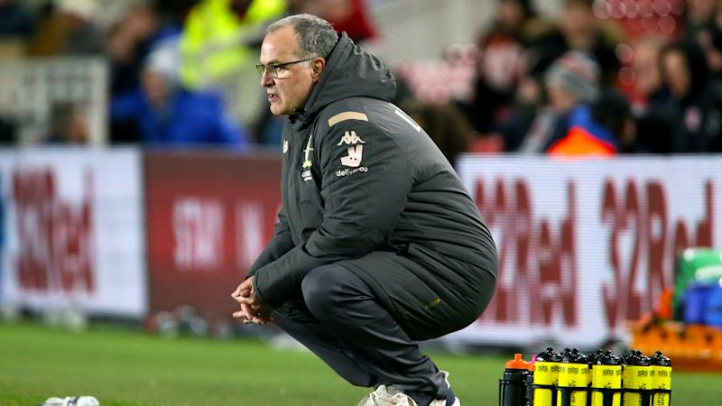 Marcelo Bielsa commits to Leeds but remains tight-lipped about campaign targets