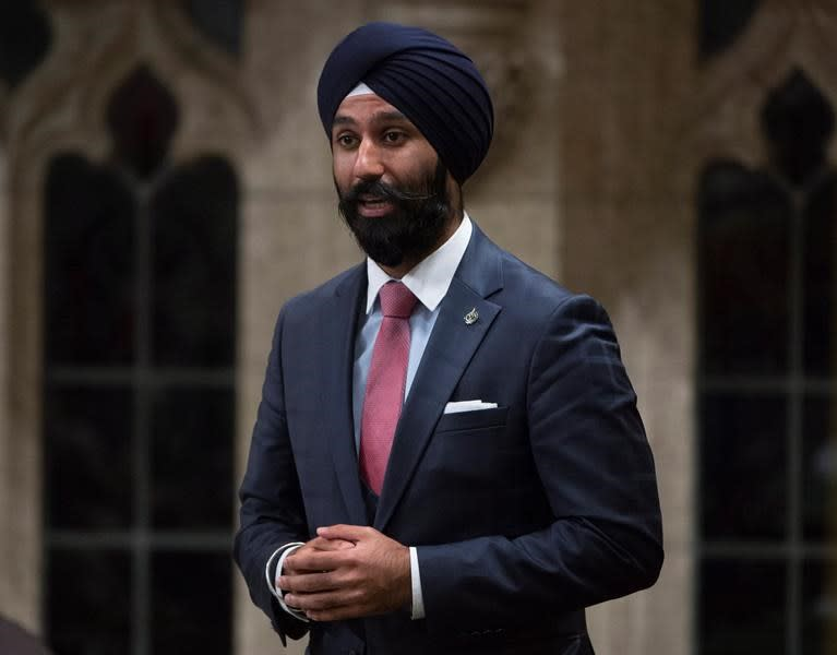 Former Liberal MP Raj Grewal charged with fraud and breach of trust by RCMP