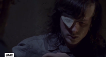 <p>You may still be ticked off about it, but 'fess up: <em>The Walking Dead</em> got us all good with this shocker, in which Carl Grimes was bitten by a walker two episodes prior to the midseason finale but kept it a secret until he unveiled the chompers mark in the final minutes of the episode. Cliffhanger until Season 8 continues in February 2018? Nah … both actor Chandler Riggs and <em>TWD</em> showrunner Scott Gimple confirmed Carl will die from the wound. The only questions remaining are just how many Kleenex the inevitably teary midseason premiere — when Carl will die — will require, and how seismic a shift the loss will cause for the rest of the season, and series. Many fans thought <em>TWD</em> would end with the reveal that the series had been Carl's story, told from adult Carl's point of view. While that's still a possibility for the comic book, in which Carl is still alive, the TV show is going to have to shift a lot of characters and a lot of storylines after this huge divergence from the source material. —<em>KP</em><br>(Photo: AMC) </p>