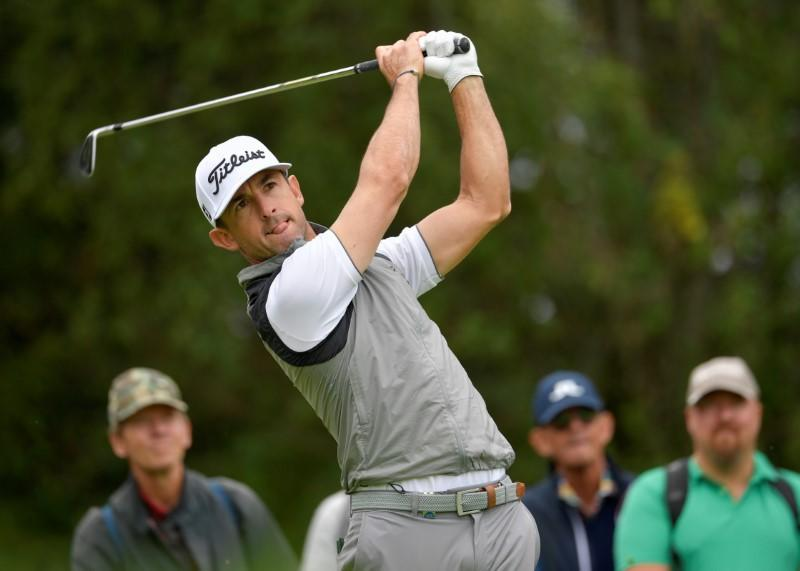Golf: Australian Ormsby secures Hong Kong Open title