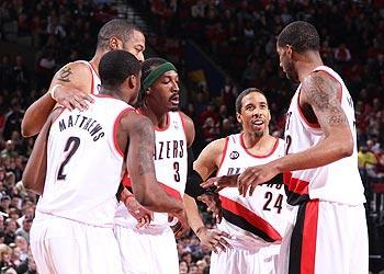 Miller helped guide Portland to the playoffs in both of his seasons there