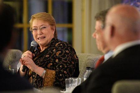 female presidents in latin america Sex and society in latin america wonder women and macho men latin american women are making great strides the culture is not keeping up ms bachelet, who was head of un women after her first term as president, has tried harder than the others.
