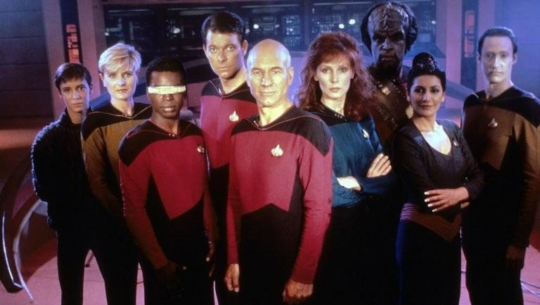 Star Trek: The Next Generation on Hulu