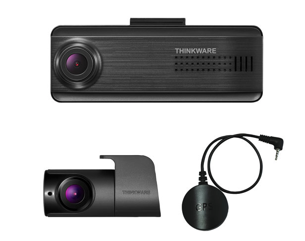 Thinkware F200 Pro 1080p Wifi Dash Cam with Rear View Camera & GPS. Image via Best Buy Canada.
