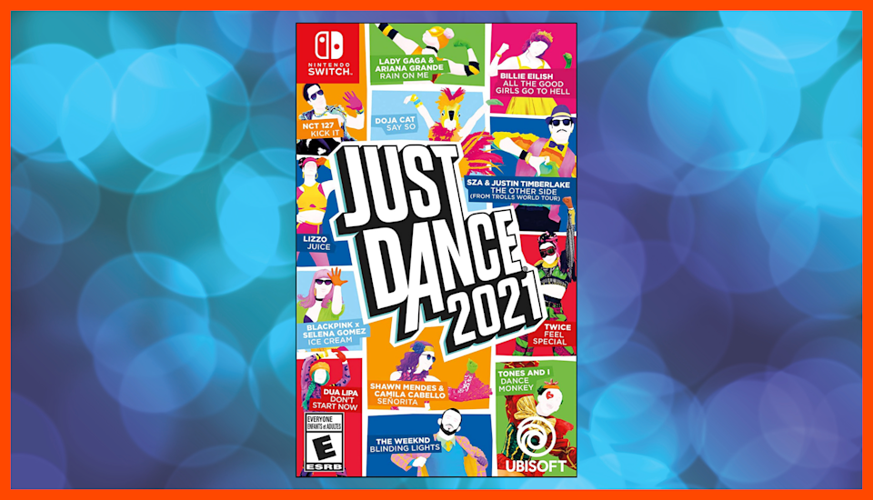 Save nearly 40 percent on Just Dance 2021 for Nintendo Switch. (Photo: Walmart)