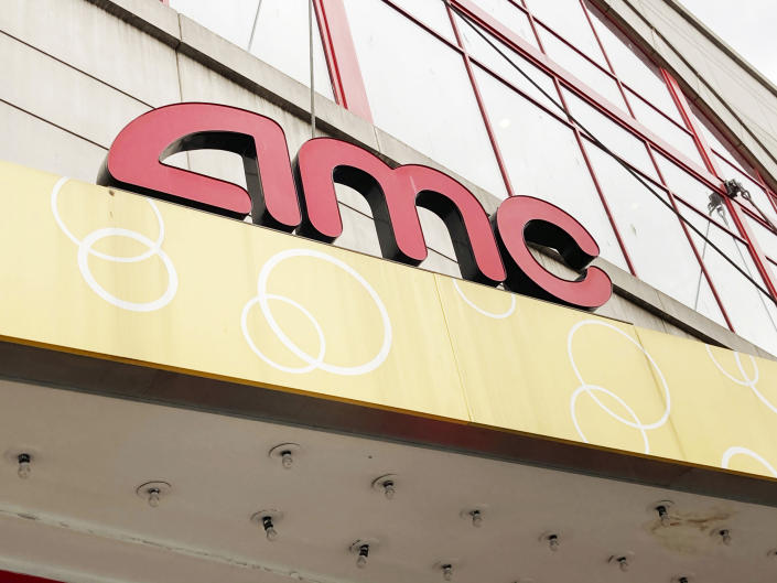 Photo by: STRF/STAR MAX/IPx 2021 4/16/21 AMC Theaters CEO says stock is