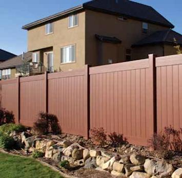 ActiveYards(R) Cambium(R) Fencing Technology Brings out Natural Wood Beauty
