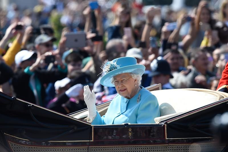 Queen Elizabeth II will address the nation on Sunday night  (Photo: PA)