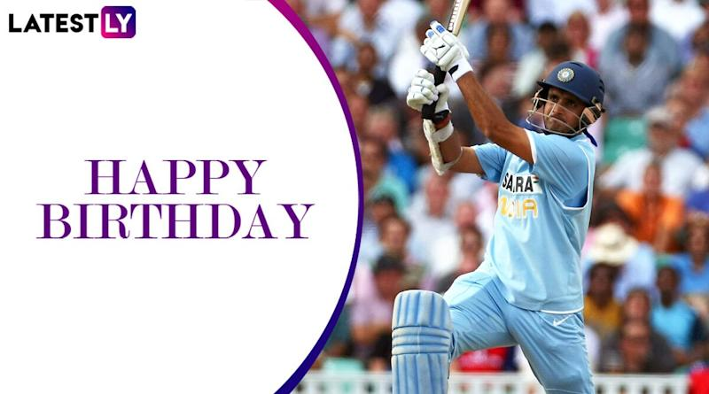 Sourav Ganguly Birthday Special: 12 Interesting Facts About the Former Indian Captain As He Turns 48