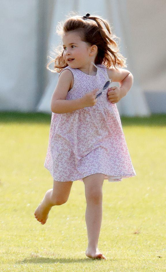 "<p>As royal expert Marlene Koenig explained to Bazaar.com, <a href=""https://www.harpersbazaar.com/celebrity/latest/a22637976/princess-charlotte-dresses-style/"" rel=""nofollow noopener"" target=""_blank"" data-ylk=""slk:it's not a rule that she can't wear pants"" class=""link rapid-noclick-resp"">it's not a rule that she can't wear pants</a>, but the darling dresses do represent a classic and timeless look for a family that thrives on tradition. </p>"