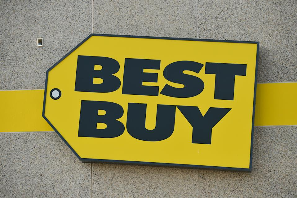 Best Buy Canada's Boxing Day deals start now. (Photo by Artur Widak/NurPhoto via Getty Images)