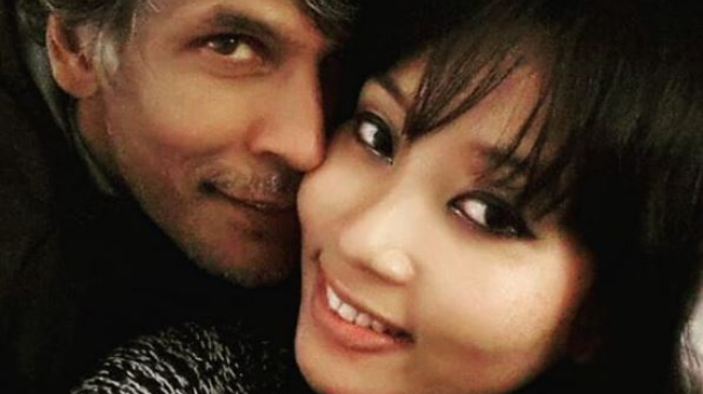 Milind Soman and Ankita Konwar's dance at their mehendi ceremony will melt your heart.