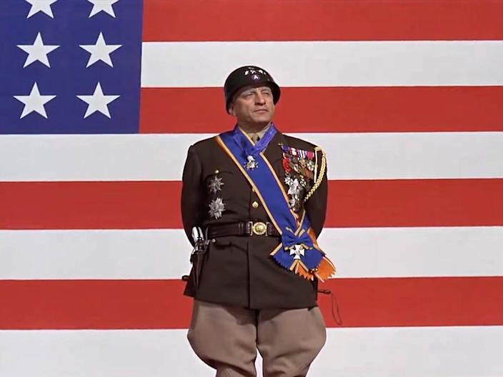 Patton 1970 best picture