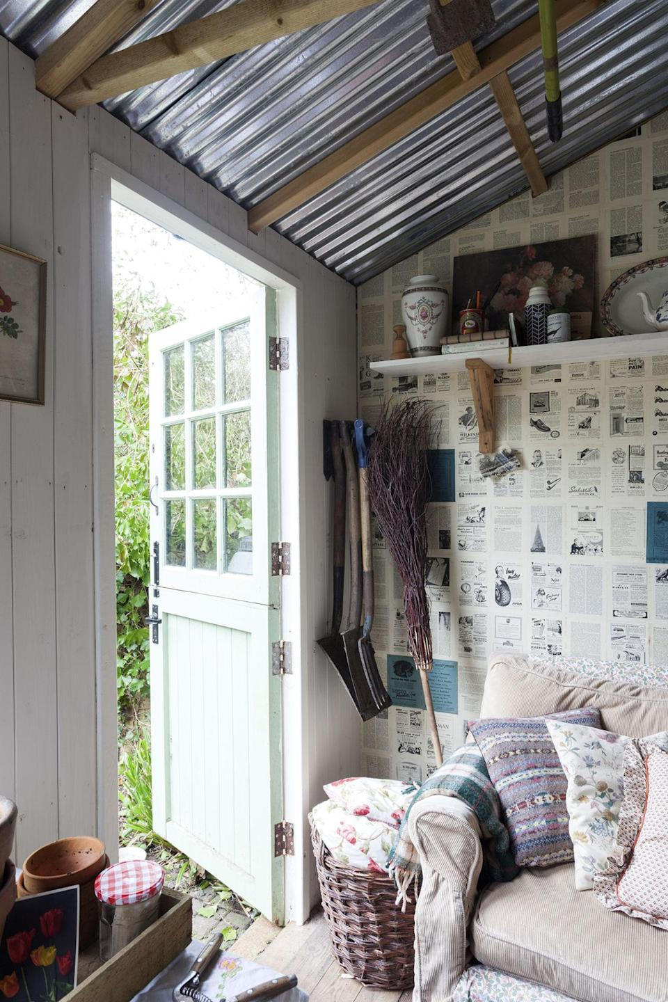 <p>A summerhouse gives you the chance to indulge a sense of escapism and create a personal retreat. It could serve as an extra living space or bedroom but it is well worth investing in running electricity to provide heating and lighting, in addition to insulation so it can be used year round. </p><p>Huts on wheels, such as vintage shepherd's huts, are very popular and new ones are being made by many companies following the traditional lines of the Victorian originals. These, too, can be kitted out with heating in the form of a traditional stove or served by plumbing and electricity if they have a permanent site. Alternatively, you might want to keep furnishings simple and use it as a place to camp out in the summer. </p>