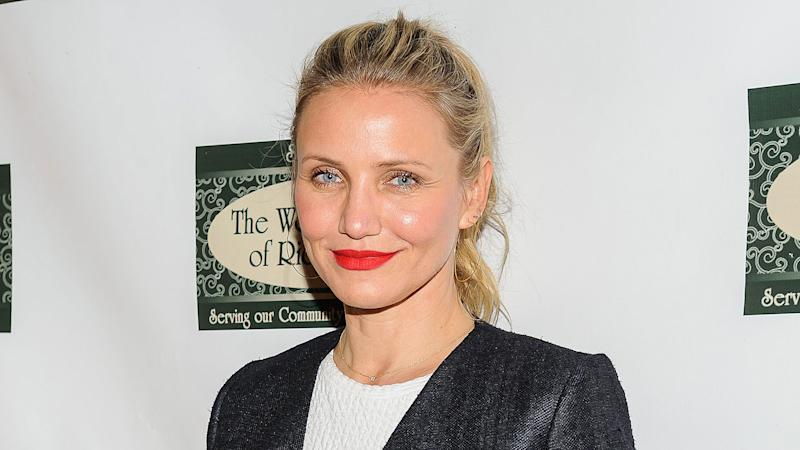 Cameron Diaz's daughter's full name revealed