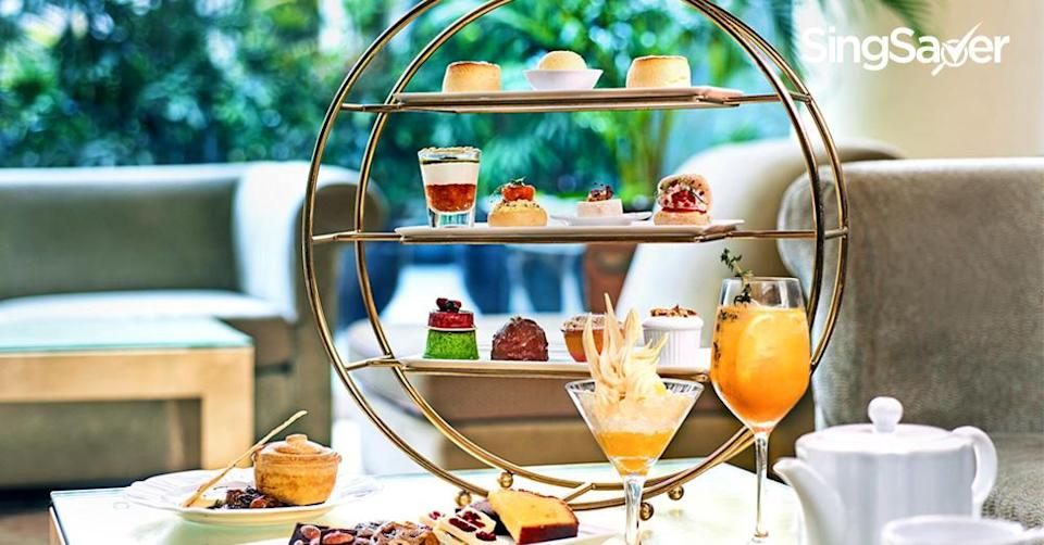 High Tea Promotions in Singapore 2019 to Treat Yourself To   SingSaver