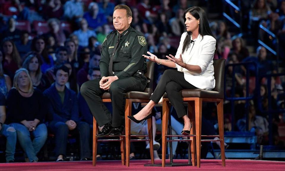 Dana Loesch, the NRA spokeswoman, blamed mental illness and law enforcement, rather than gun laws, for the attack.