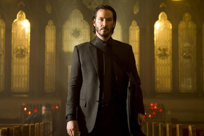 <p>There isn't a member of this film series' Russian or Italian communities in New York who doesn't know a victim of Keanu Reeves' John Wick. He might have the highest body count of anyone else on this list. And all because of a puppy. Do <em>not</em> mess with John Wick's puppy.</p>