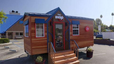 IHOP® Invites Pancake Fanatics to Dine in the World's Tiniest House of Pancakes