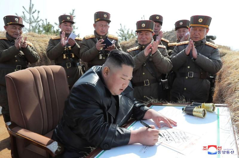 Coronavirus Is Idling North Korea's Ships, Achieving What Sanctions Did Not