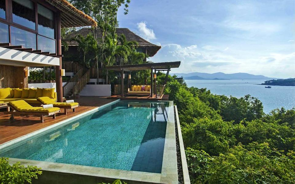 Courtesy of Six Senses Hotels Resorts Spas