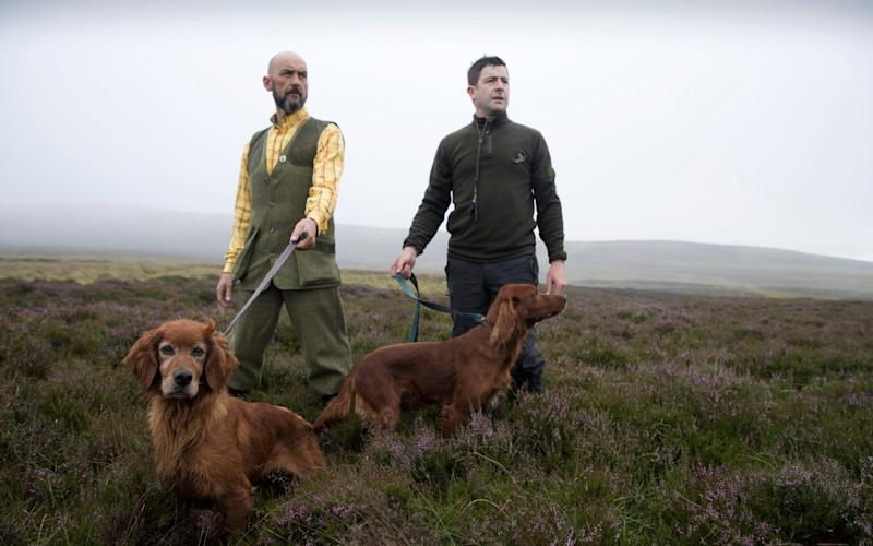 Estates taking part in the Glorious Twelfth are anticipating an increase in incursions onto Grouse Moors and other illegal actions. - NO SYNDICATION. COPYRIGHT REMAINS WITH PPA