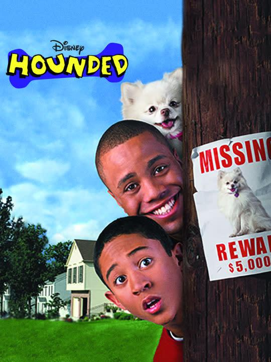 """<p>A bunch of Disney acolytes (Tahj Mowry, Shia LaBeouf, Sara Paxton) star in this """"tail"""" about a cute dog who regularly transmogrifies into a horrifying demon-beast.<br><br><i>(Credit: Disney Channel)</i> </p>"""