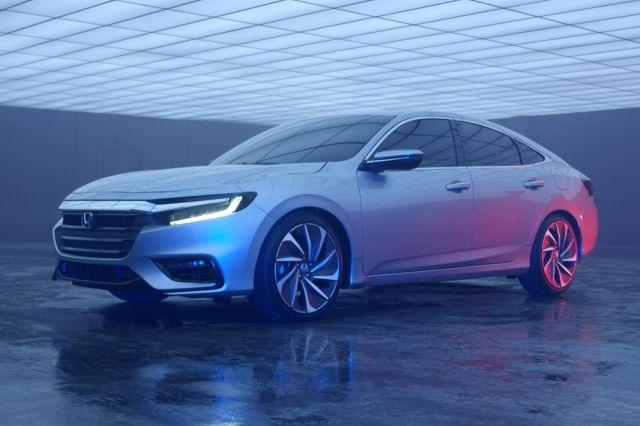 Honda Insight Prototype is ready for its Detroit debut