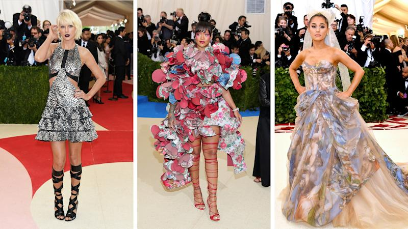 affb05e67a Why Didn't Taylor Swift, Rihanna, and Ariana Grande Attend Met Gala ...
