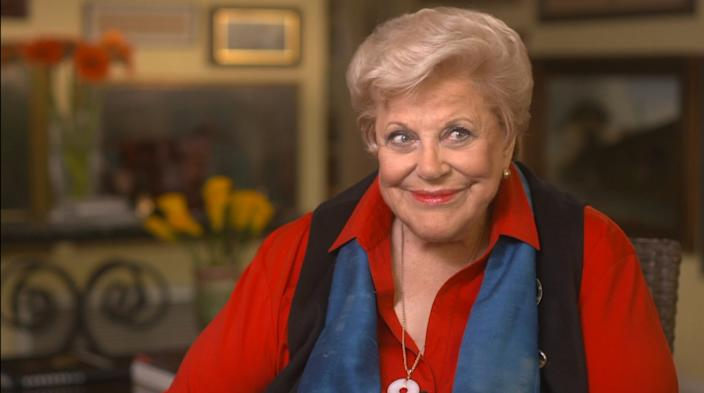 "Kaye Ballard is interviewed in the documentary ""Kaye Ballard: The Show Goes On!"" <span class=""copyright"">(Jim Dandy Films)</span>"