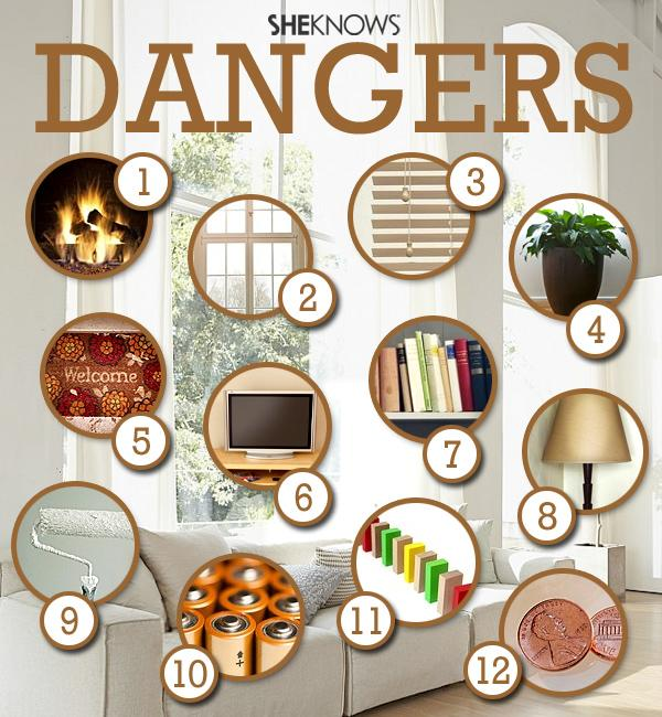 Home dangers | Sheknows.com