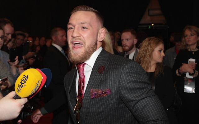 "Conor McGregor has confirmed his plans to fight again in the UFC. The Irishman has not stepped foot in the Octagon for a mixed martial arts bout since November 2016, when he defeated Eddie Alvarez to claim the lightweight title. McGregor then tried his hand at boxing, securing a highly-lucrative showdown with the unbeaten Floyd Mayweather last August in Las Vegas, in which he was stopped in the 10th round. But, despite a long period of inactivity, the 29-year-old has revealed on Instagram that he is working hard to secure a return fight. McGregor even tried a late attempt to fight Frankie Edgar at UFC 222 next weekend after Max Holloway withdrew due to injury, only to be denied. He wrote on Instagram: ""I am fighting again. Period. I am the best at this. I am fighting again. Period. I am the best at this. I put my name forward to step in at UFC 222 to face Frankie Edgar when Max Holloway pulled out, but I was told there wasn't enough time to generate the money that the UFC would need. I was excited about bouncing in last minute and taking out the final featherweight, without all the rest of the stuff that comes with this game. Please respect the insane amount of work outside the fight game that I have put in. On top of the fighting. I am here. It is on them to come and get me. Because I am here. Yours sincerely, The Champ Champ™ A post shared by Conor McGregor Official (@thenotoriousmma) on Feb 22, 2018 at 11:58am PST ""I put my name forward to step in at UFC 222 to face Frankie Edgar when Max Holloway pulled out, but I was told there wasn't enough time to generate the money that the UFC would need. ""I was excited about bouncing in last minute and taking out the final featherweight, without all the rest of the stuff that comes with this game. Please respect the insane amount of work outside the fight game that I have put in. ""On top of the fighting. I am here. It is on them to come and get me. Because I am here. Yours sincerely, The Champ Champ."""