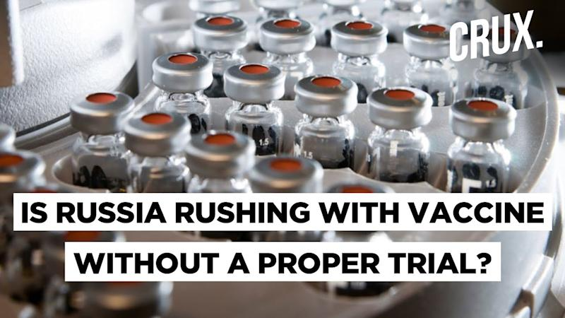 After Sputnik V, Russia Approves 2nd Coronavirus Vaccine EpiVacCorona Just After Early-Stage Studies