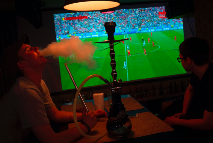 <em>A study claims that hookahs can lead to illnesses not associated with cigarettes (Getty)</em>