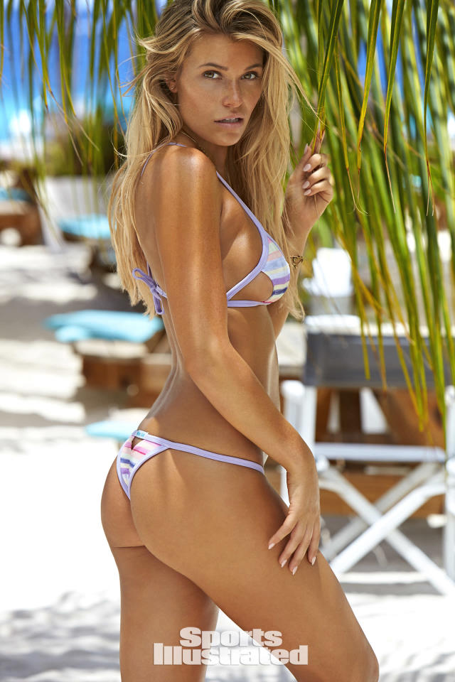 "<p>Samantha Hoopes was photographed by Ben Watts in Curacao. Swimsuit by <a href=""http://www.maui-girl.com"" rel=""nofollow noopener"" target=""_blank"" data-ylk=""slk:Maui Girl"" class=""link rapid-noclick-resp"">Maui Girl</a>. </p>"