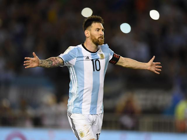 A penalty from Lionel Messi was enough to see off Chile: AFP/Getty