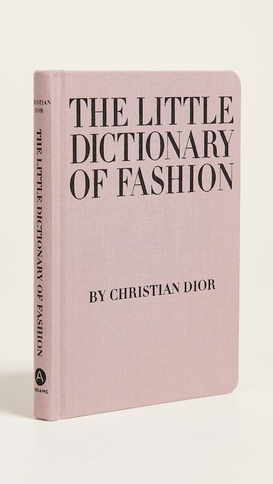 """<p>Every fashion-lover needs this <a href=""""https://www.popsugar.com/buy/strong-Books-Style-Little-Dictionary-Fashionstrong-385702?p_name=%3Cstrong%3E%20Books%20With%20Style%20The%20Little%20Dictionary%20of%20Fashion%3C%2Fstrong%3E&retailer=shopbop.com&pid=385702&evar1=fab%3Aus&evar9=44236083&evar98=https%3A%2F%2Fwww.popsugar.com%2Ffashion%2Fphoto-gallery%2F44236083%2Fimage%2F46954166%2FBooks-With-Style-Little-Dictionary-Fashion&list1=shopping%2Choliday%2Cstocking%20stuffers%2Cgift%20guide%2Cvalentines%20day%2Cfashion%20gifts%2Cgifts%20for%20women%2Cgifts%20under%20%24100%2Cgifts%20under%20%2450%2Cgifts%20under%20%2475&prop13=api&pdata=1"""" rel=""""nofollow"""" data-shoppable-link=""""1"""" target=""""_blank"""" class=""""ga-track"""" data-ga-category=""""Related"""" data-ga-label=""""https://www.shopbop.com/little-dictionary-fashion-books-style/vp/v=1/845524441892028.htm?folderID=42470&amp;fm=other-shopbysize-viewall&amp;os=false&amp;colorId=13153"""" data-ga-action=""""In-Line Links""""><strong> Books With Style The Little Dictionary of Fashion</strong></a> ($20) on their coffee table.</p>"""