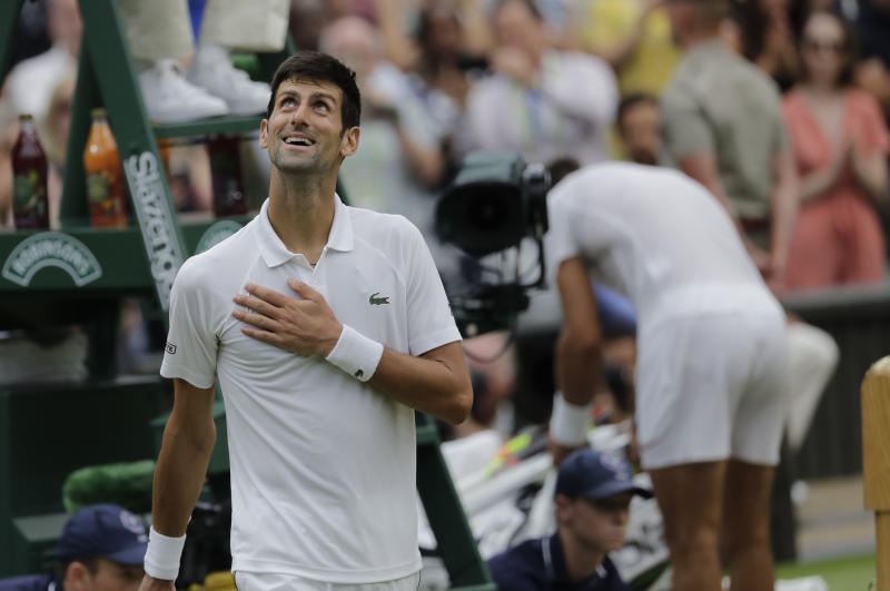 Nadal, Djokovic clash becomes second longest semi-final at Wimbledon