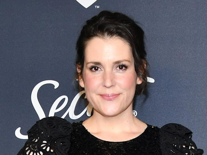 """Melanie Lynskey in 2020. <p class=""""copyright"""">Amy Sussman/Getty Images</p>"""