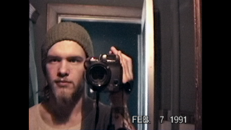 """Shannon Hoon in the documentary """"All I Can Say."""""""