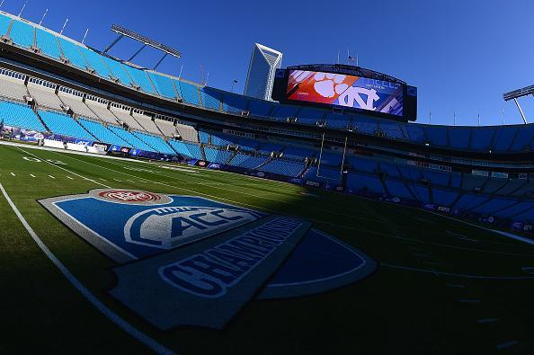 The ACC football title game will return to Charlotte, North Carolina, after the 2016 game was moved to Orlando, Florida. (Getty)