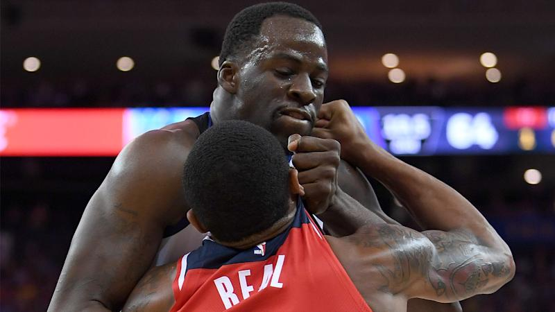 Where Warriors' Draymond Green believes he'd be picked in 2012 redraft