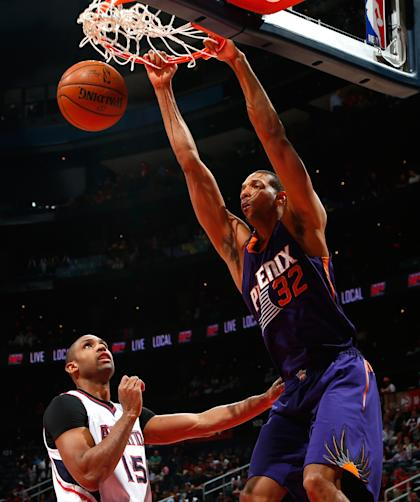 Is Brandan Wright a statistical oddity or a potential steal? (Kevin C. Cox/Getty Images)